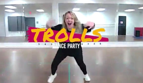 CC's Trial Class ON DEMAND - Trolls Dance Party