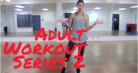 CC's Trial Classes ON DEMAND -- Adult Work Out Series 2