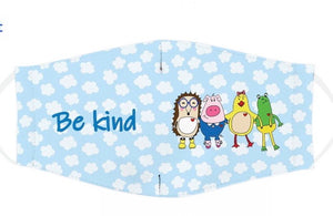 Be Kind ( Small ) Mask