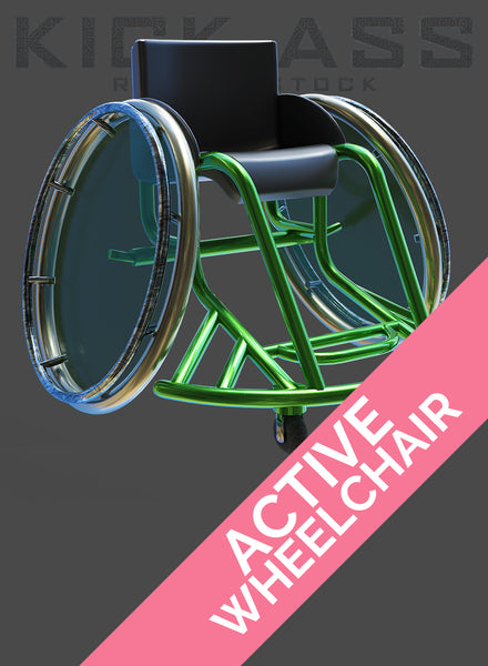 ACTIVE WHEELCHAIR