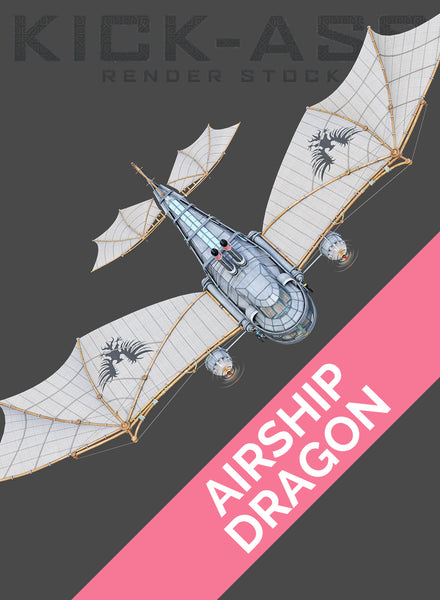 AIRSHIP DRAGON