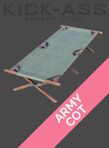 ARMY COT
