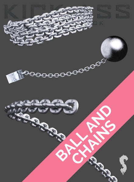 BALL AND CHAINS
