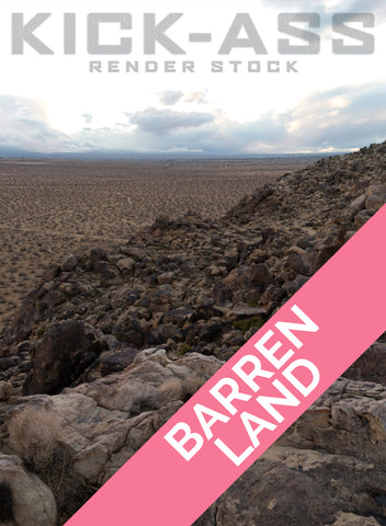 BARREN LAND