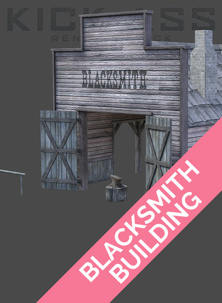 BLACKSMITH BUILDING