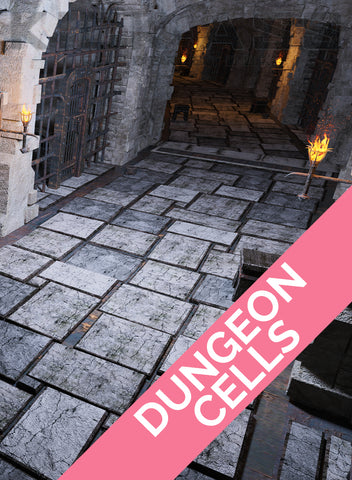 DUNGEON CELLS