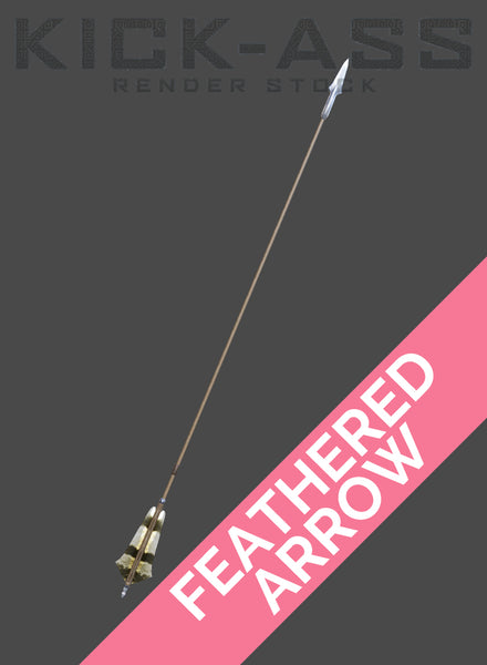 FEATHERED ARROW