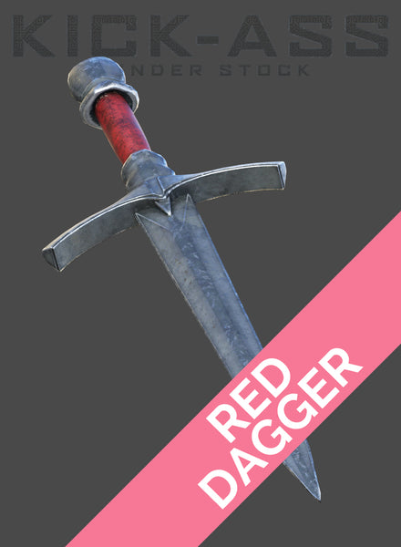 RED DAGGER
