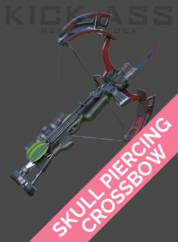 SKULL PIERCING CROSSBOW