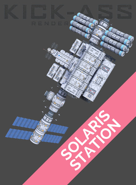 SOLARIS STATION