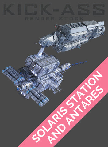 SOLARIS STATION AND ANTARES