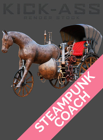 STEAMPUNK COACH