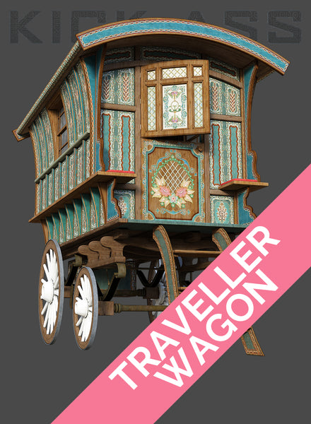 TRAVELLER WAGON