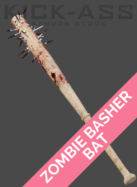 ZOMBIE BASHER BAT