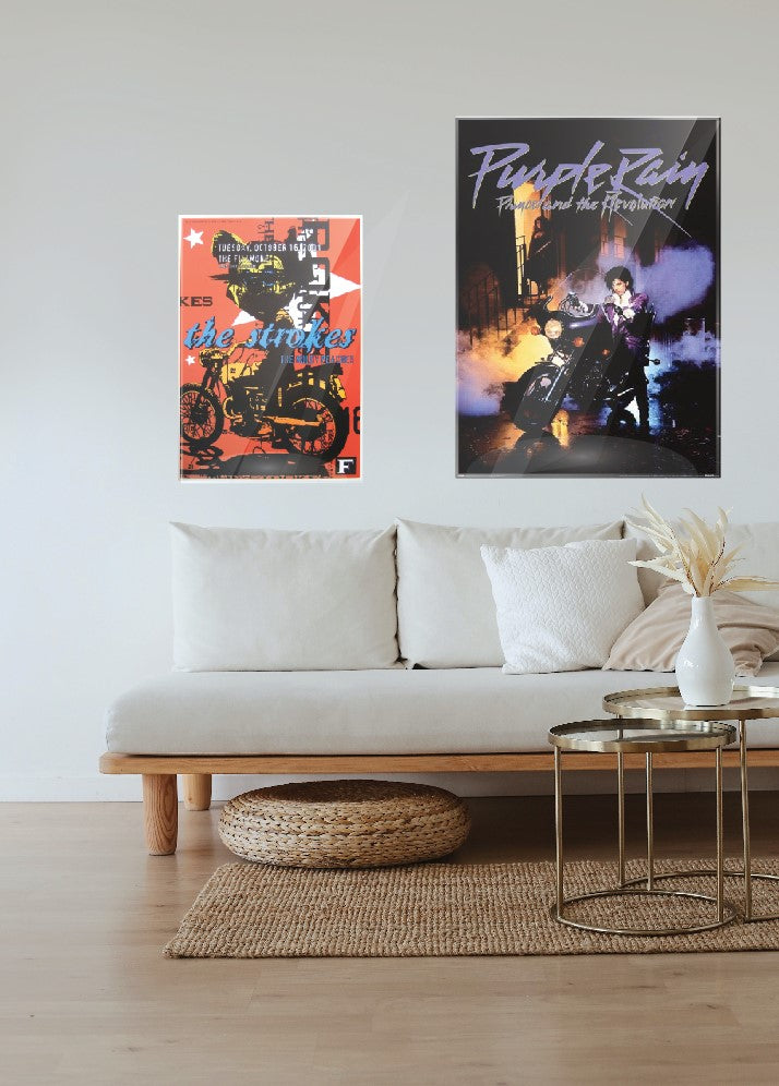 Custom Acrylic Poster - Pictical™