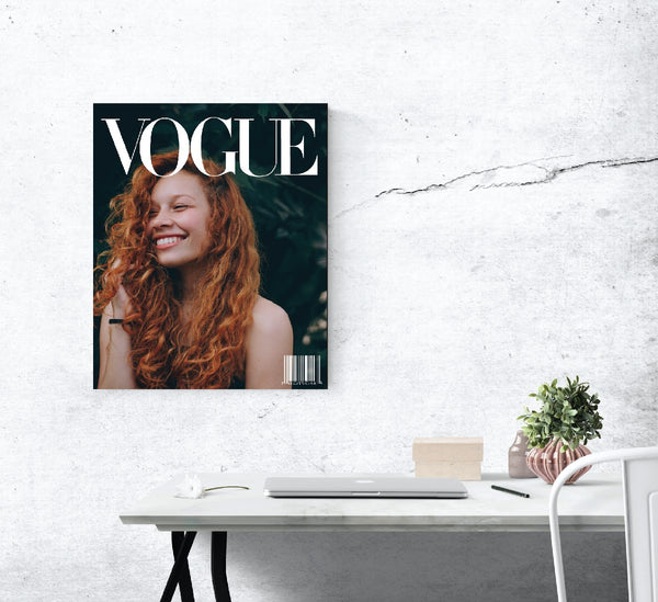 Custom Acrylic VOGUE Magazine Poster - Pictical™