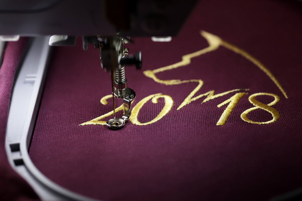 What Is the Average Cost of Embroidery Services in South Carolina?