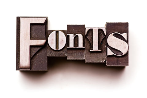 Tips and Tricks on How to Choose a Logo Font
