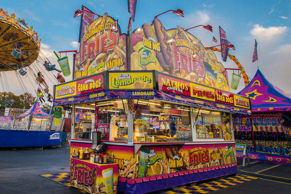 Best Fair foods