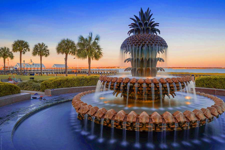 The Legend of the Pineapple: Charleston's Symbol of Hospitality