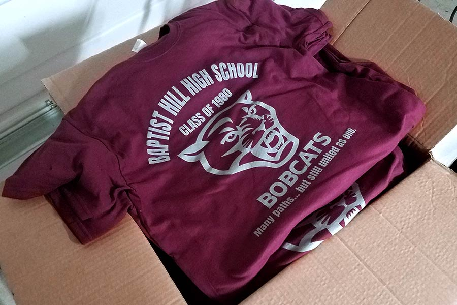 High School Reunion T-Shirts