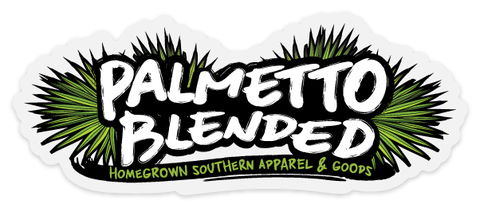 palmetto blended free decal