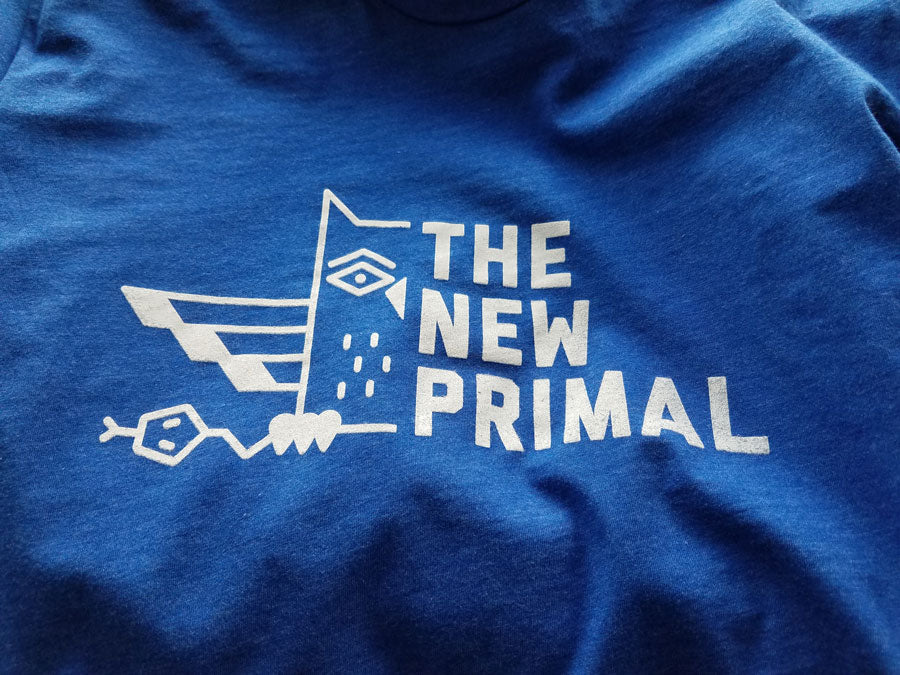The New Primal Custom Tshirts