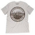 Pluff Mudder T-Shirt - Dyed with Lowcountry Pluff Mud - Palmetto Blended