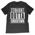 Straight Outta Chucktown SC T-Shirt - Palmetto Blended