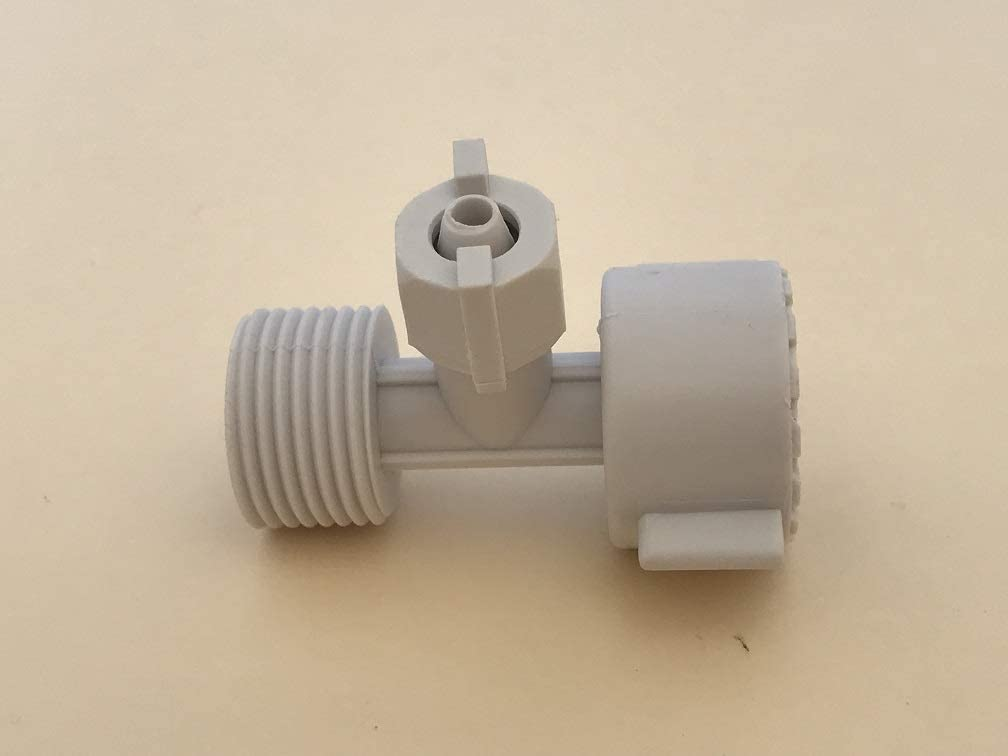 7/8 Plastic Adapter for toilet bidet attachment -1