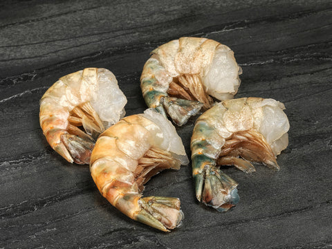 King Prawns - Headless Easy Peel - 480g Bag