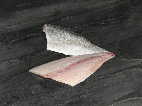 2 x Bream Fillets - Large 130-150gm