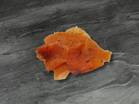 Orange & Tarragon Smoked Salmon - 200gm