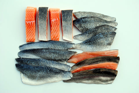 The Economy Farmed Fish Box (£2.03 per portion)