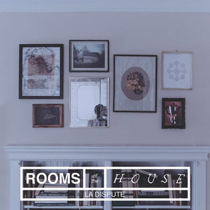 "Rooms of the House 12"" LP (Black)"
