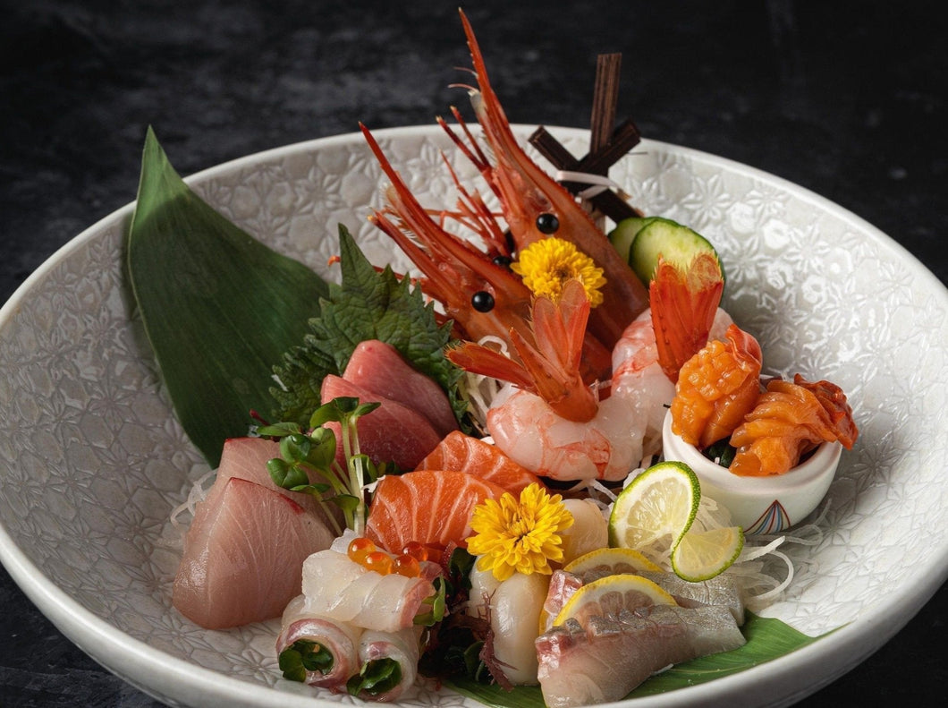 Assorted Sashimi | Delivery