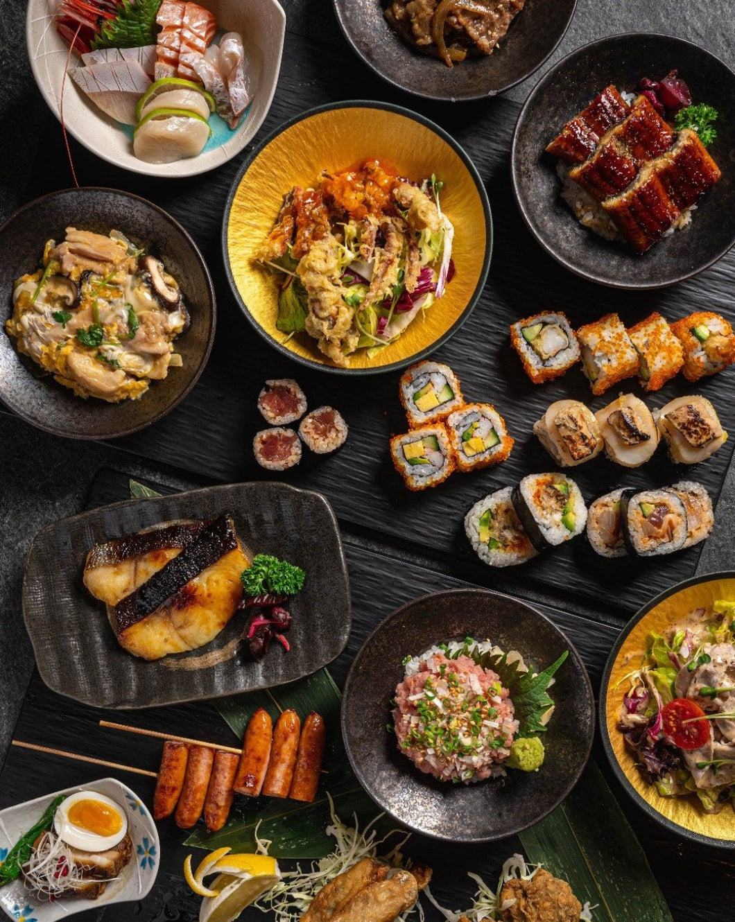 Fumi Party Set for 6-8 people | Delivery