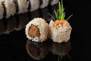 Spicy Chopped Toro Roll | Delivery
