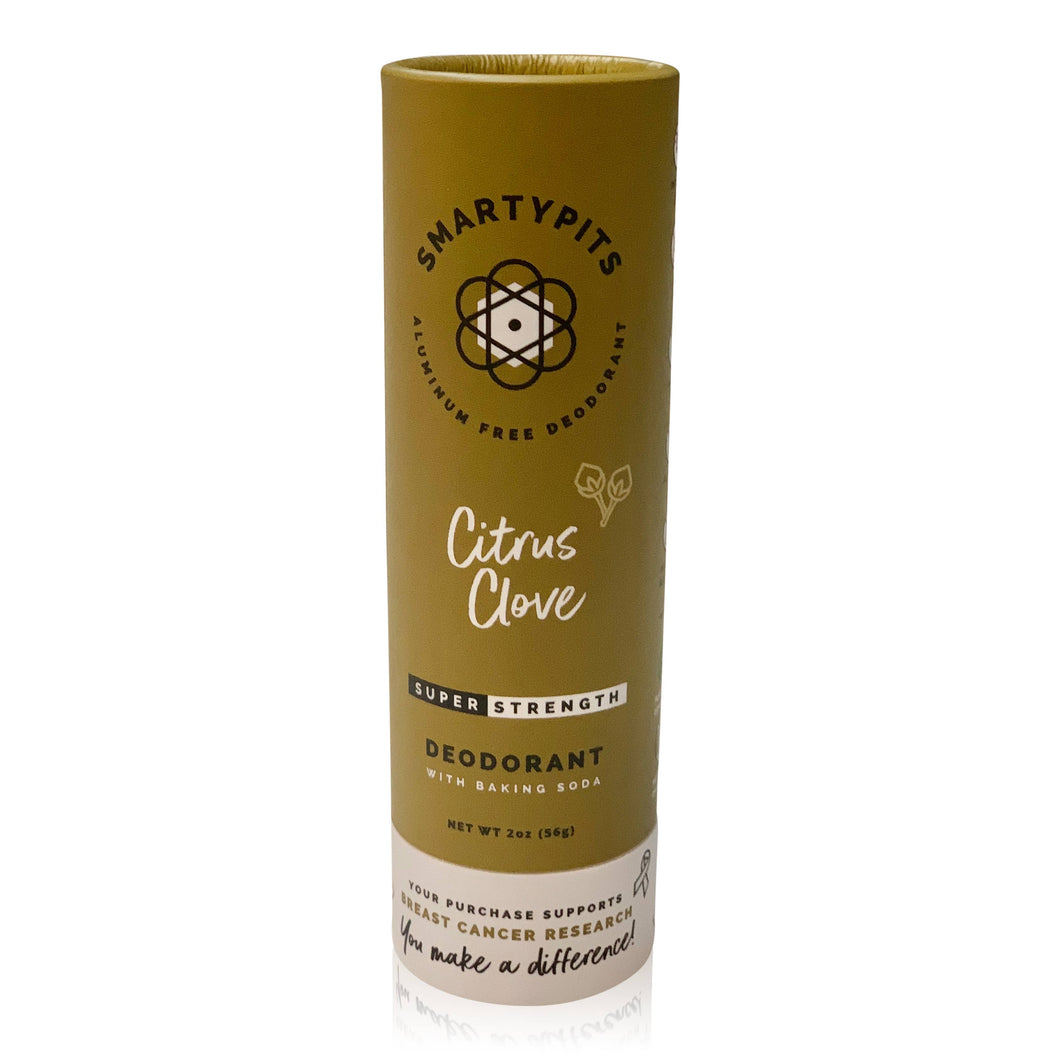 Sustainable Line: Citrus Clove | Super Strength