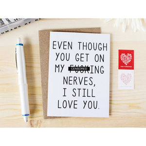Honest AF Greeting Cards