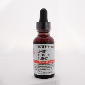 Four Elements Liver Kidney Blend Tincture