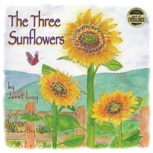 The Three Sunflowers Book