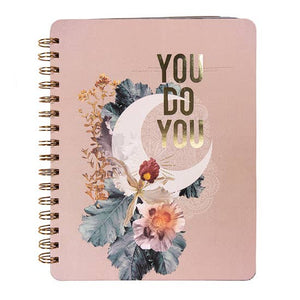 You Do You Spiral Notebook