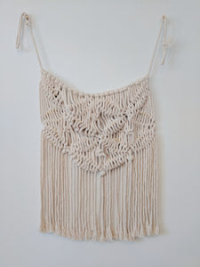 Soul of the Party - Macrame Wall Hanging 20""