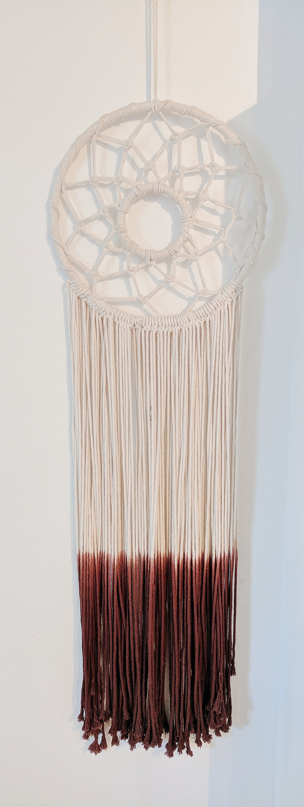 Soul of the Party - Macrame Dream Catcher