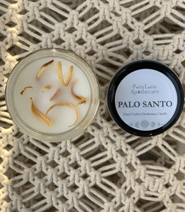 Pura Luna Hand Crafted Meditation Candles