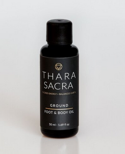 Thara Sacra Ground Foot & Body Oil