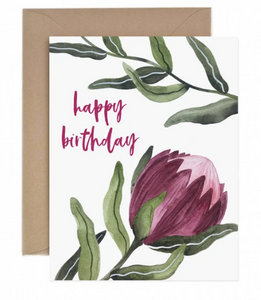 Paper Anchor Greeting Card