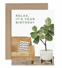 Load image into Gallery viewer, Paper Anchor Greeting Card