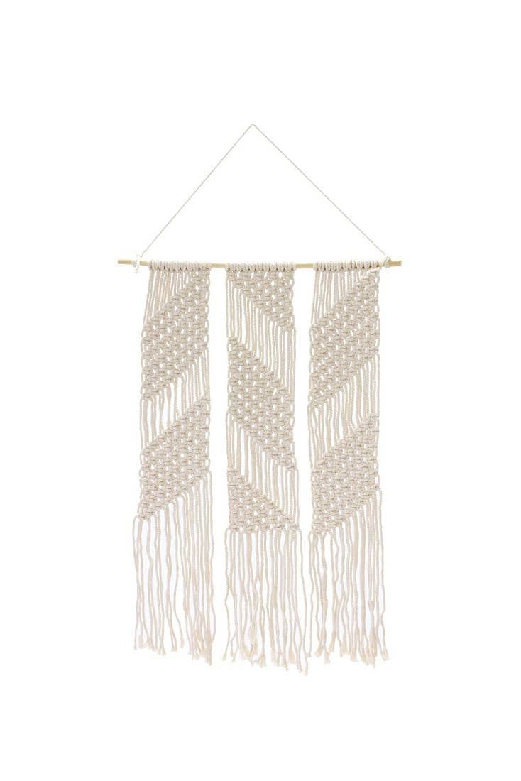 Soul of the Party - Macrame Wall Hanging 32
